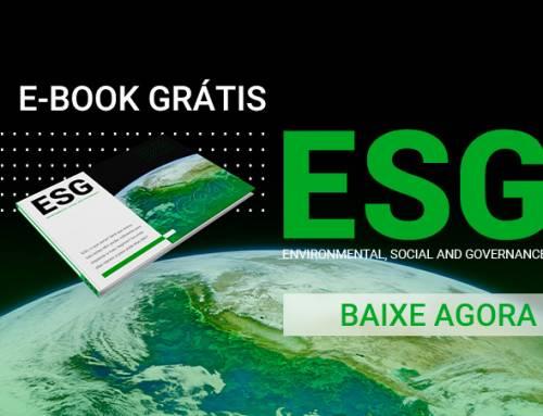 E-book Grátis: Entenda o que é uma empresa ESG